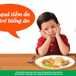 Hậu quả tiềm ẩn khi trẻ biếng ăn kéo dài