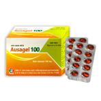 AUSAGEL 100 (Viên nang mềm) Làm mềm phân, trị táo bón
